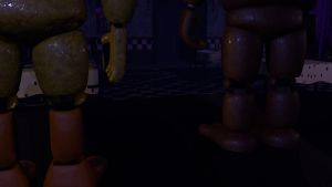 [C4D-FNAF] What is coming now? (teaser #1) by christianzc