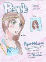 People: Demigod Edition (Piper) by ClaireW-artist