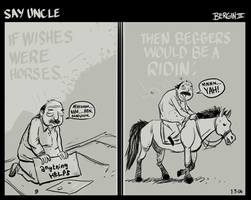 Wishes by Uncle-White