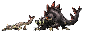 Boar Croc Fakemon by T-Reqs