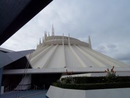 Space Mountain by foxanime101