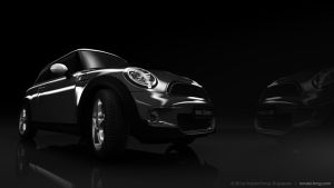 Mini Cooper S 2007 by minifong