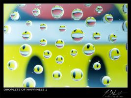 Droplets Of Happiness 2 by eugenedeloyola
