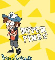 :Dipper Pines: by Xtreme-Cartoons
