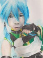 ART TRADE: Sinon by iAlcor