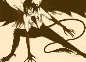 Ulquiorra by inlovewithyourshadow