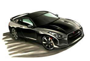 Nissan GTR by auto-concept