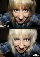 Before and After by sammiikinselwinsel