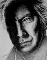 Alan Rickman by Thenothappening