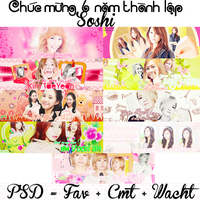 Happy 6 years of SNSD by yennhi106