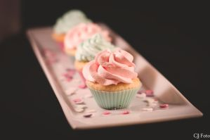 Lemon cupcakes by CJacobssonFoto
