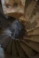 Down stairs by SylvieRider