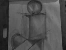 OMG BOXES AND DRAWING REALISM by schnitzal