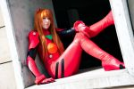 NGE - Red Baronoss by MissNoblesse
