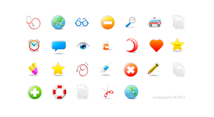 Icon Mix by cemagraphics