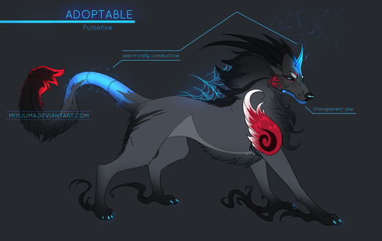 ADOPTABLE - Auction! // closed by miyuuma
