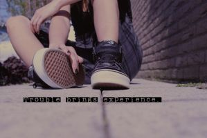 Trouble brings experience by electrogrunge