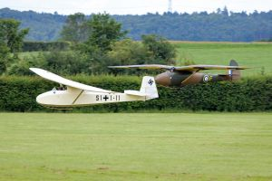 Glider Pair by Daniel-Wales-Images