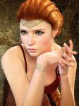 Lady Nostalgia by Zwavelaar