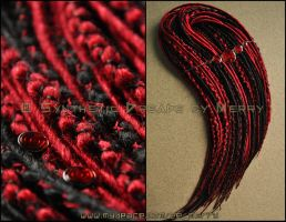 Pepper Red Set by Masquerade-Infernale