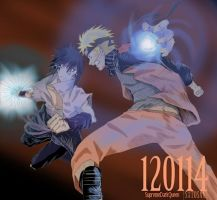 NaruSasu - I have to, even though you're my friend by SupremeDarkQueen