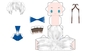 Jack Frost paperdoll template by otakumermaid