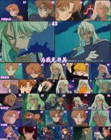 Different Animetion Directors in Sailor Moon~ KZ by lafressiaJiang
