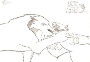 Ice Age by DomOrdep
