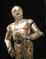 Threepio by BruceWhite