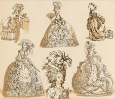 French hats 18th century by BringBackHats-Club