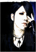 the Gazette - Aoi by cdraco318