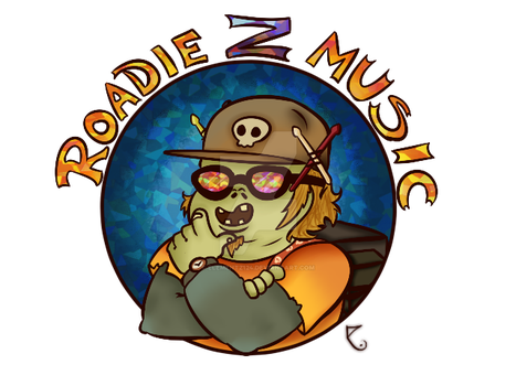 AT: Roadie Z Music Industry Pin by ElementZ124