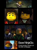 Save NinjaGo by Neon-Frost