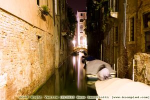 Good Night Venice _10_ by Brompled