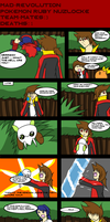 Pokemon Ruby Nuzlocke - 4 by Mad-Revolution