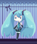 Your favorite VOCALOID by ametotaiyou