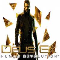 Deus Ex: Human Revolution Icon by Rich246