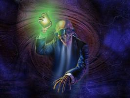 Vic Rattlehead Owns You by magdormor