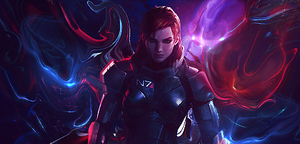 Mass Effect by ThunderBR