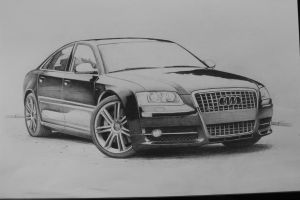 Audi S8 by Mipo-Design