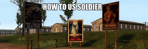 US Soldier Rules by Hellomon100