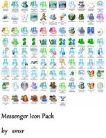 Messenger Icon Pack by smsr