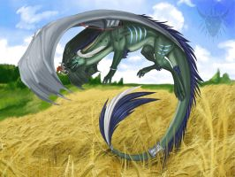Freedom at last -trade- by Galidor-Dragon