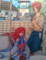 protecters colored by iris1999