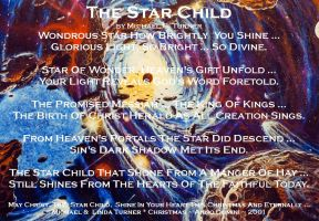 'The Star Child' by AstroBoy1