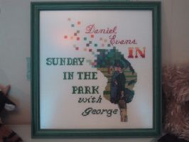 Musical Cross Stitch by kastrel