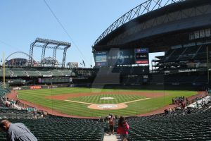 Safeco Field by Lufca