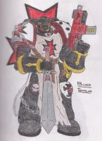Black Templar by eightball6219