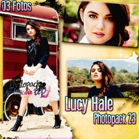 Photopack 23 Lucy Hale by PhotopacksLiftMeUp