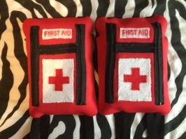 Handmade First Aid Kits Here by unipal390
